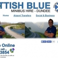 Scottish Blue - Minibus Hire Dundee