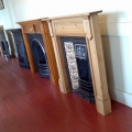 Blue Mantle Fireplaces & Antiques