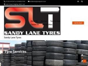 Sandy Lane Tyres