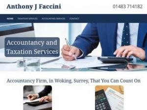 Anthony J Faccini