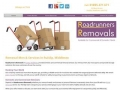 Roadrunners Removal