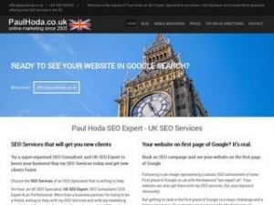Paul Hoda SEO Services