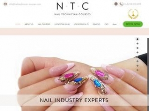 Nail Technician Courses