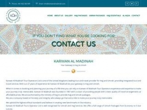 Karwan Al Madinah Tour Operators UK