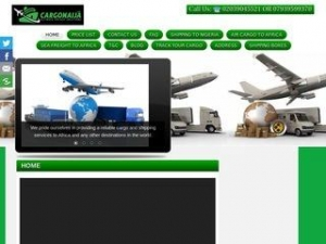 Cargonaija Ultimate Freight Solutions