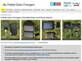 Mobile Solar Chargers Ltd