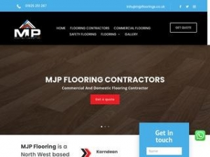 MJP Flooring Contractors Ltd