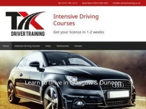 TX Driver Training