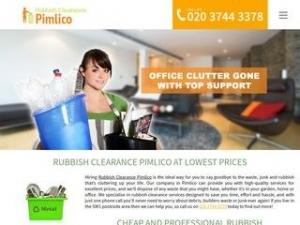 Rubbish Clearance Pimlico Ltd
