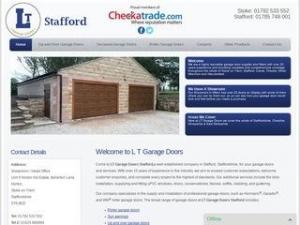 LT Garage Doors Stafford