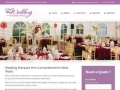 Wedding Marquees Wales