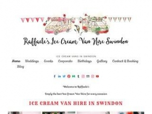 Raffaele's Ice Cream Van Hire Swindon