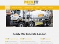 MixIt - A Concrete Supplier London