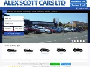 Alex Scott Cars