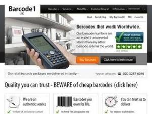 Barcode1 UK