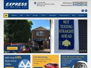 Express of Walton Ltd