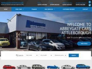 Abbeygate Cars Attleborough