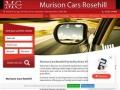 Murison Cars Rosehill