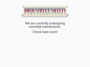 Bold Street Sweets